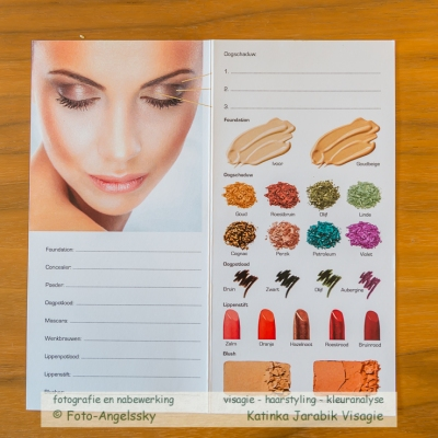 Make-up advies herfsttype, Visagiste en Styliste Limburg Katinka Jarabik Visagie