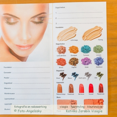 Make-up advies lentetype, Visagiste en styliste Limburg Katinka Jarabik Visagie